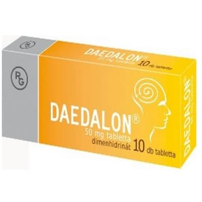 Daedalon 50 mg tabletta 10 db