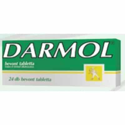 Darmol hashajtó bevont tabletta 24 db
