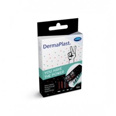 DermaPlast Power sebtapasz 16 db