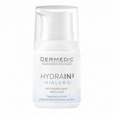 Dermedic Hydrain³ Hidratáló ránctalanító éjszakai krém 55 ml