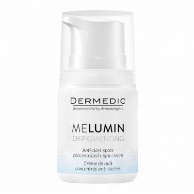 Dermedic Melumin Foltok elleni koncentrált éjszakai krém 55 g