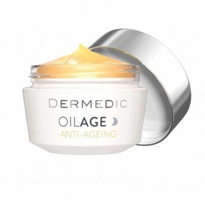 Dermedic Oilage Bőrsűrűséget helyreállító éjszakai krém 50 ml
