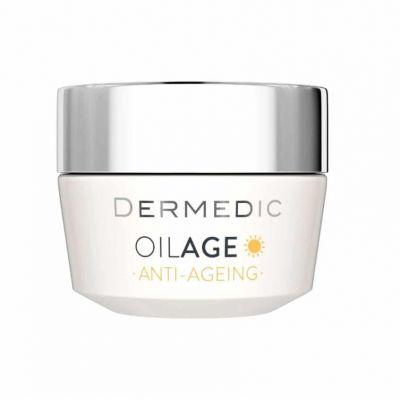 Dermedic Oilage Tápláló bőrsűrűséget helyreállító nappali krém 50 ml