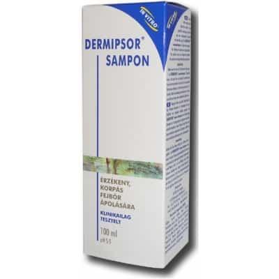 Dermipsor krémsampon pszoriázisos fejre 100 ml