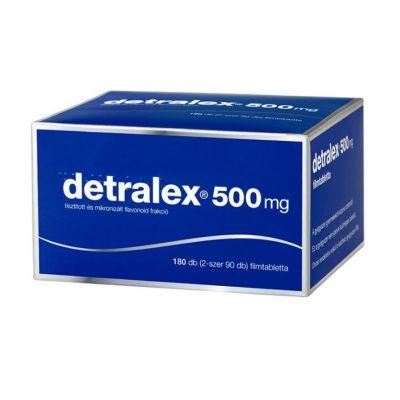 Detralex 500 mg filmtabletta 180 db
