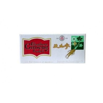 Dr. Chen Ginseng Eleuthero ampulla 10x10 ml