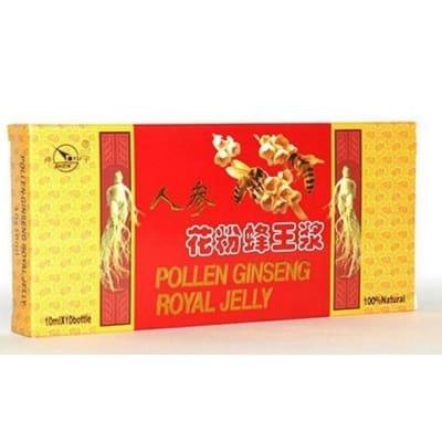 Dr. Chen ginseng  pollen royal jelly ampulla 10x10ml