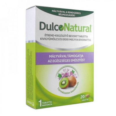 Dulconatural bevont tabletta 20 db