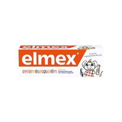 Elmex fogkrém gyermekeknek 50 ml