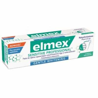 Elmex fogkrém sensitive professional gentle whitening 75 ml