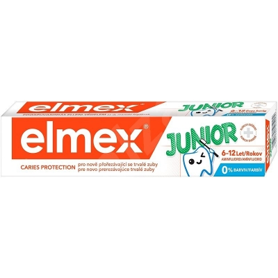 Elmex fogkrém junior 6-12 éves korig 75 ml
