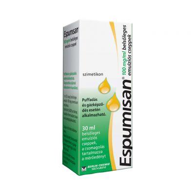 Espumisan 100 mg/ml belsőleges emulziós cseppek 30 ml