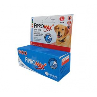 Fipromax spot-on L-es rácsepegtető oldat kutyáknak 1 db
