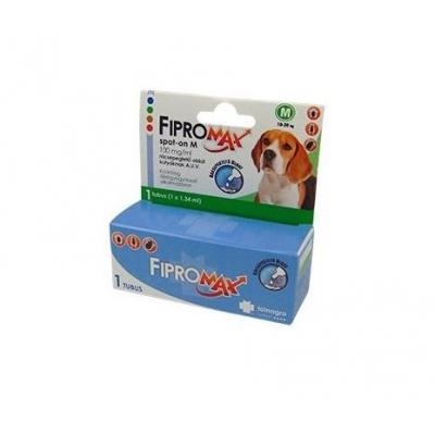 Fipromax spot-on M-es rácsepegtető oldat kutyáknak 1 db