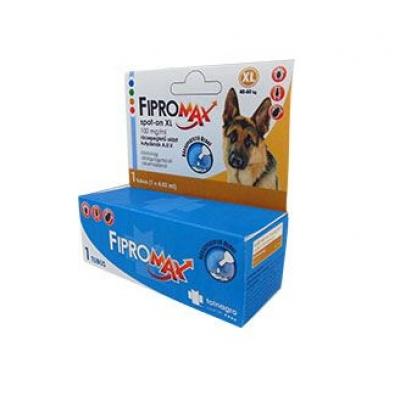 Fipromax spot-on XL-es rácsepegtető oldat kutyáknak 1 db