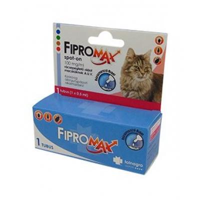 Fipromax spot-on rácsepegtető oldat macskáknak 1 db