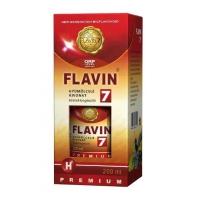 Flavin7 gyümölcslé kivonat 200 ml