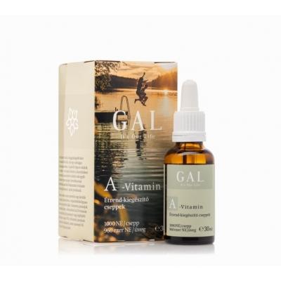 GAL A-vitamin csepp 30 ml