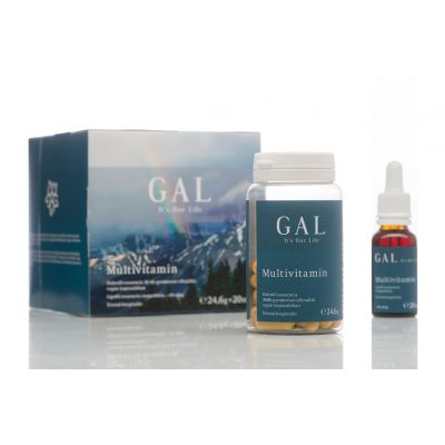 GAL Multivitamin készítmény 30 adag