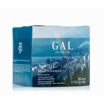 GAL Multivitamin készítmény 50 adag