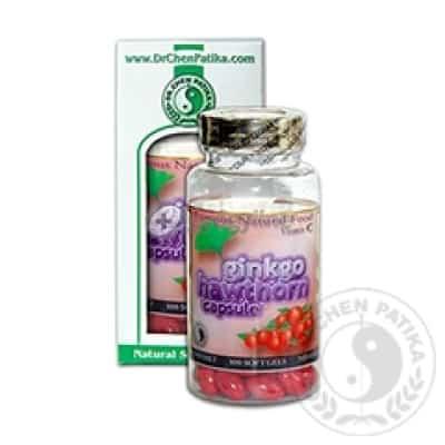 Dr. Chen ginkgo és galagonya C-vitaminnal kapszula 100 db