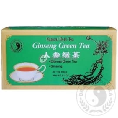 Dr. Chen ginzeng zöldtea 20 filter