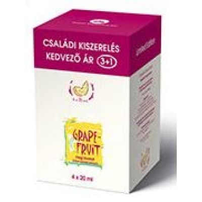 Bioextra grapefruit mag kivonat 4 x 20 ml