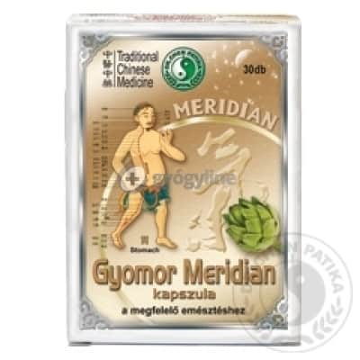 Dr. Chen gyomor meridian kapszula 30 db
