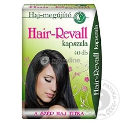 Dr. Chen hair-revall kapszula 40 db