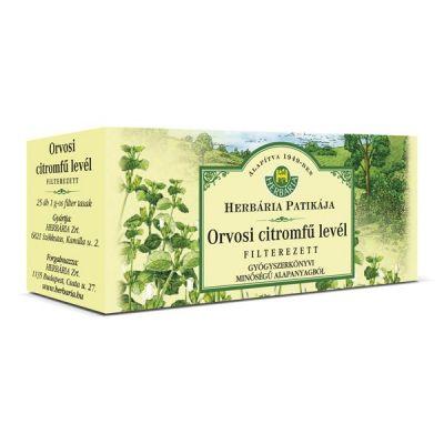 Herbária citromfű tea 25 db