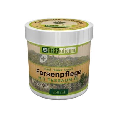 Herbioticum teafaolajos sarokpuhító krém 250 ml