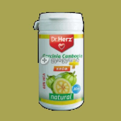 Dr. Herz garcinia cambogia kivonat tabletta <br> 30 db