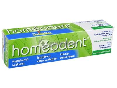 Homeodent klorofilles fogfehérítő fogkrém 75 ml