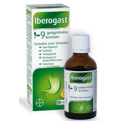 Iberogast cseppek 20 ml