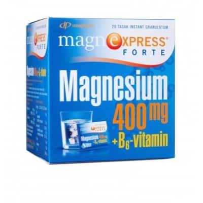 Innopharm magnexpress 400mg forte granulátum 20 db