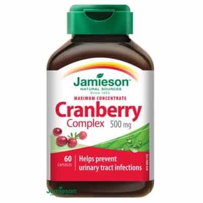 Jamieson cranberry complex tőzegáfonya kapszula 60 db