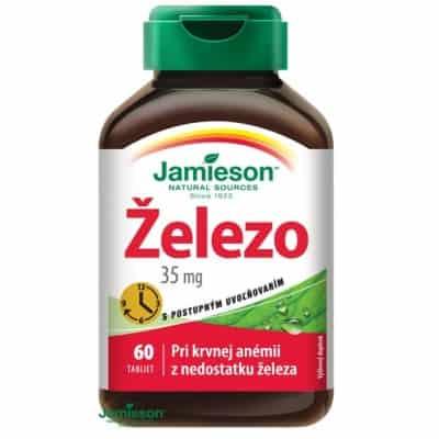 Jamieson vas 35 mg elnyújtott hatású tabletta 60 db