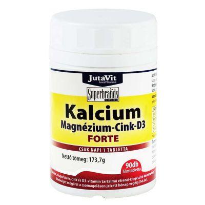 Világszabadalommal védett, Szerves Kalcium + D3®-vitamin.
