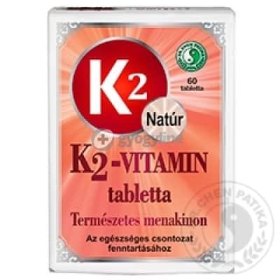 Dr. Chen K2-vitamin filmtabletta 60 db