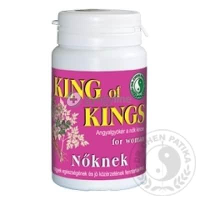 Dr. Chen king of kings kapszula nőknek 50 db
