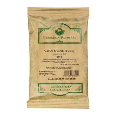Herbária Levendulavirág tea 40 g