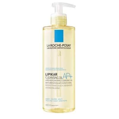 La Roche-Posay Lipikar tusfürdő olaj AP+ 400 ml