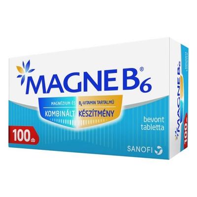 Magne B6 bevont tabletta 100 db