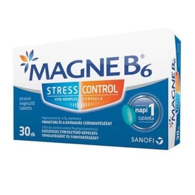 Magne B6 Stress Control 30 db