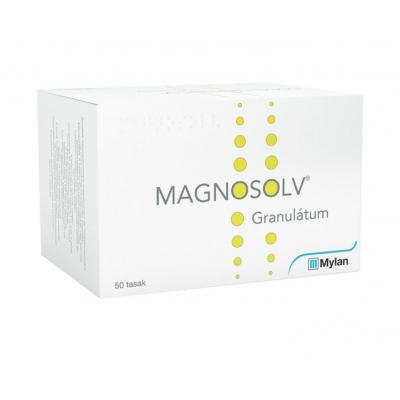 Magnosolv granulátum 50 db