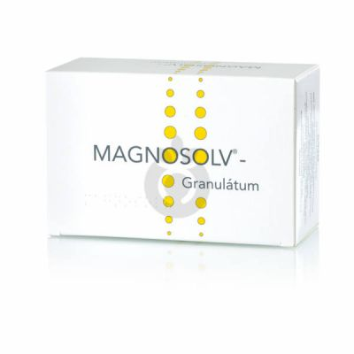 Magnosolv granulátum 30 db