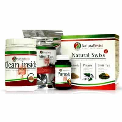 Natural Swiss Clean Inside program, 1 csomag