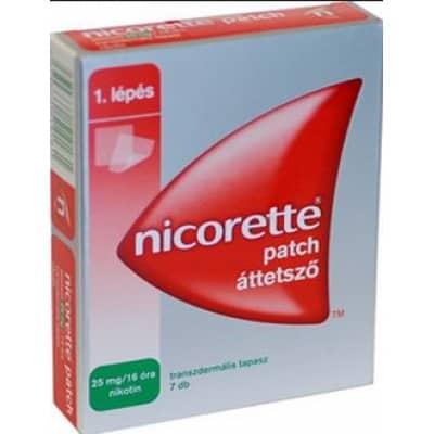 nikotin tapasz viszket
