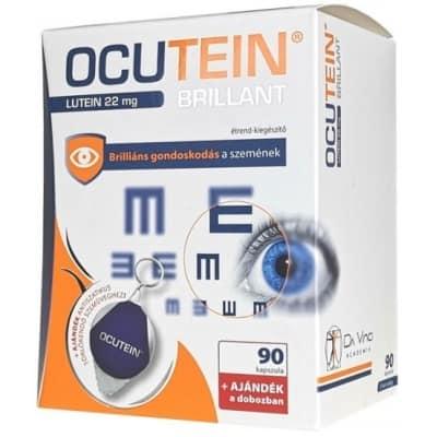 Ocutein Brillant kapszula 90 db