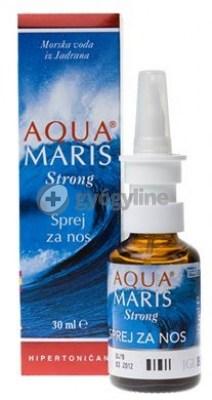 Aqua Maris Strong orrspray 30 ml